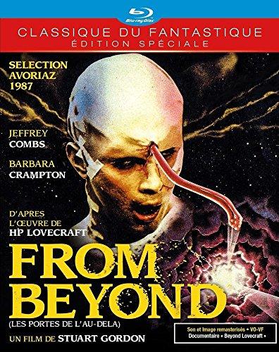 From Beyond : Aux portes de lau-delà [Blu-ray]
