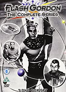 Flash Gordon: The Complete Series [7 DVDs]