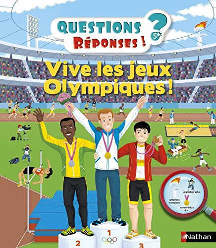 Vive les jeux Olympiques - Questions/Réponses - doc dès 5 ans