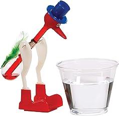 MK Liquid Retro Famous Happy Dippy Drinking Bird Assorted Color