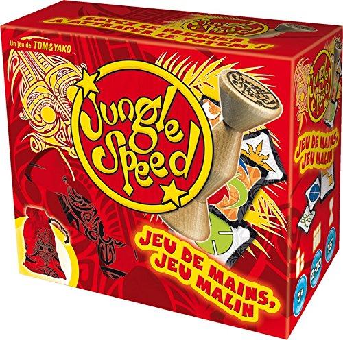 Jungle speed : Jeu de mains, jeu malin