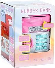 Krireen Money Bank Plastic Multicolour