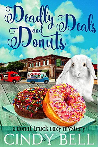 uts (A Donut Truck Cozy Mystery Book 1) (English Edition) (Donut-truck)