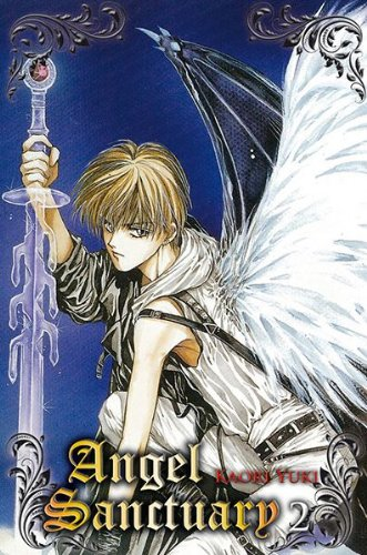 Angel Sanctuary, Tome 2 (NED)