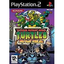 Teenage Mutant Ninja Turtles Mutant Melee (PS2)