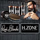 Kit Barbe et moustaches H-Zone Essential Beard - Renèe Blanche