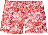 Schiesser Mädchen Badeshorts Beach-Shorts, Mehrfarbig (Orange 602), 128