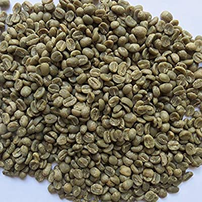 Single Origin Unroasted Green Coffee Beans, Specialty Grade from Single Nicaraguan Estate, Direct Trade (1.36 kg) by Primos Coffee Co.