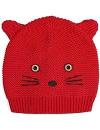 ZOEREA Bambino del bambino della ragazza del ragazzo maglia cappello bello morbido  cappello per bambino a 1975eb00302d