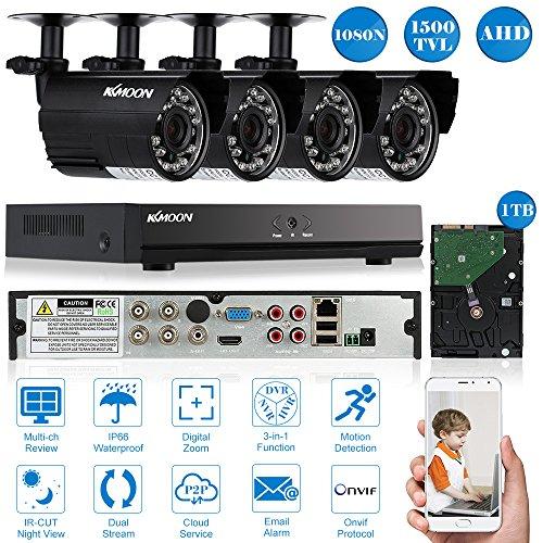kkmoon-4ch-voll-ahd-1080n-720p-1500tvl-cctv-uberwachung-dvr-hdmi-p2p-cloud-onvif-netzwerk-digital-vi