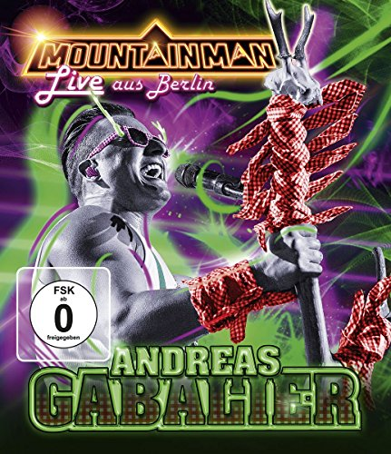 Andreas Gabalier - Mountain Man - Live aus Berlin [Blu-ray]