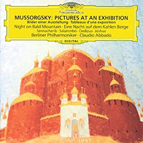 Mussorgsky: Oedipus In Athens - Chorus Of People In The Temple