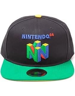 COMMODORE 64 Baseball Cap Snapback Hat Embroidered Logo Retro Gaming Gift