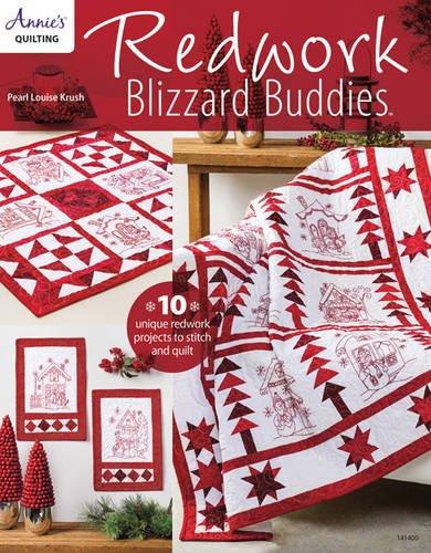 Book's Cover ofRedwork Blizzard Buddies