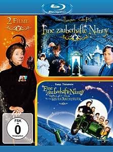 Eine zauberhafte Nanny 1+2 [Blu-ray]