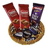 #1: Chocolate Gift Pack For Birthday Anniversary Christmas Valentine 5024