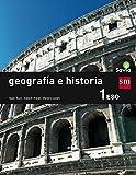 Geografía e historia. 1 ESO. Savia - 9788467576115