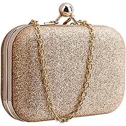 4f9a35436 Bolsos para Mujeres, Sasairy Bling Vintage cuero Bolsos Bolsas de mensajero  Bolsos de hombro Casual