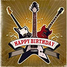 Suchergebnis Auf Amazon De Fur Geburtstagskarte Rock