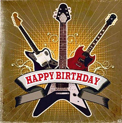 Geburtstagskarte Mit Musik Happy Birthday