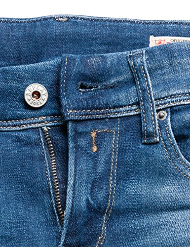 REPLAY Luz, Jeans Bootcut Donna Blu (Blue Denim 9)