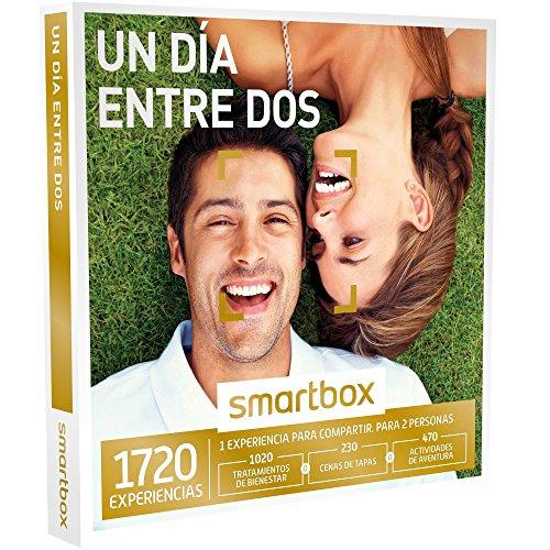 SMARTBOX - Caja Regalo -UN DÍA ENTRE DOS - 1720 experiencias como masajes, cenas de...