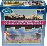 S&M 580000 580000 - Kit nebulización, 3/8