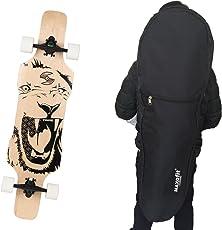MAXOfit® Longboardtasche 120cm mit Reißverschluss, 66481