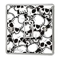 Skulls Pattern Light Switch Sticker Vinyl/Skin cover sw50