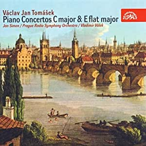 Tomasek - Piano Concerto
