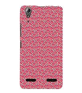 Fuson 3D Designer Mobile Back Case Cover For Lenovo A6000 / Lenovo A6000 Plus / Lenovo A6000+