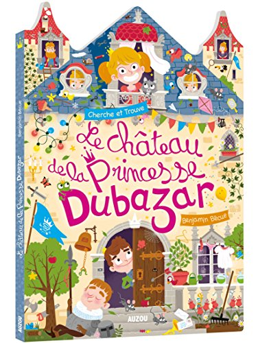 Le château de la princesse Dubazar par Benjamin Bécue
