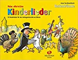 Meine allerersten Kinderlieder - 22 Kinderlieder für den Anfangsunterricht am Klavier - Anne Terzibaschitsch