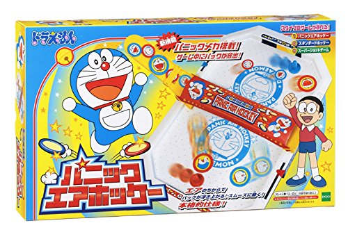 doraemon-panic-air-hockey