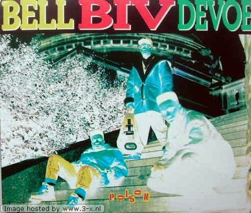 Poison [Single-CD] by Bell Biv DeVoe