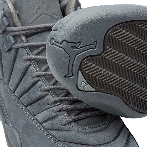 Nike - Roshe One - Total Noir - Sneakers Gris / noir (gris foncé / gris foncé - noir)