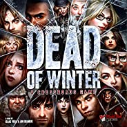 Plaid Hat Games Dead of Winter Crossroads Board Game - 14 Years & a