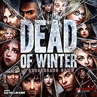 """Plaid Hat Games """"PH1000"""" PHGDOW001 Dead of Winter a Crossroads Game (B00HFKITJC) 
