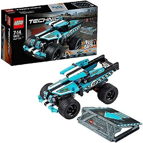 LEGO - 42059 - Technic - Jeu de construction - Le Pick-up du Cascadeur