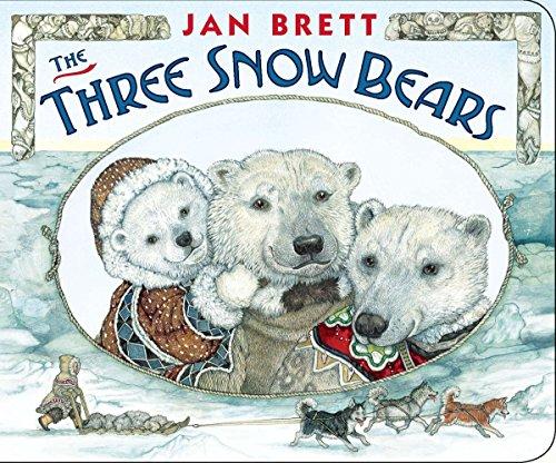 The Three Snow Bears por Jan Brett
