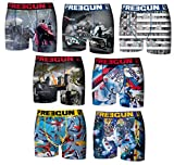 Lot 7 Boxers Freegun Collection (6/8 ans)