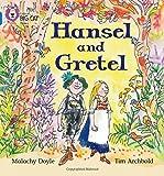 Hansel and Gretel: Band 04/Blue (Collins Big Cat Phonics)