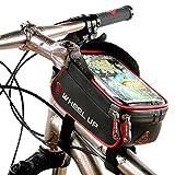 #5: JERN Waterproof Bicycle Bag for 6 Inch Smartphone
