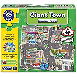 Orchard Toys Giant Town Pack