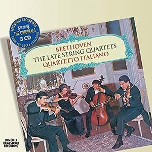 The Originals - Die Späten Streichquartette