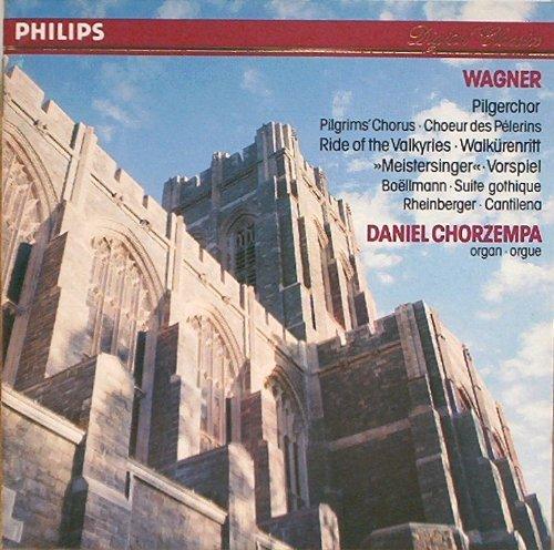 Wagner: Pilgerchor; Ride of the Valkyries /Westpoint Organ Recital / Daniel Chorzempa by Chorzempa