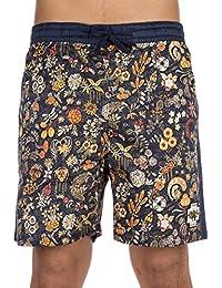PUKAS Flower Power Board – Bañador para Hombre Pantalones Cortos, ...