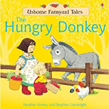The Hungry Donkey: For tablet devices (Usborne Farmyard Tales)