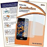 mumbi Schutzfolie kompatibel mit LG G2 mini Folie matt, Bildschirmschutzfolie (2x)