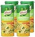 Knorr Kräuterlinge Gartenkräuter, Streuer, 4er Pack (4 x 60 g) von Knorr auf Gewürze Shop